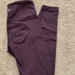 7/8 length Work out leggings